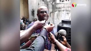 Kwesi Nyantakyi Visits Family Of The Late Lee Yankey | All Sports Uncut