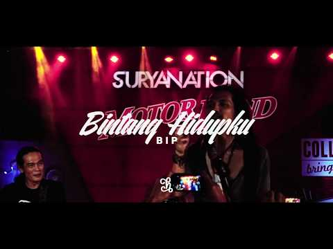 BIP - Bintang Hidupku live at Ex Wonderia Semarang