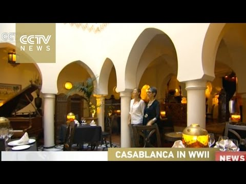 Casablanca in WWII: The city behind the movie romance