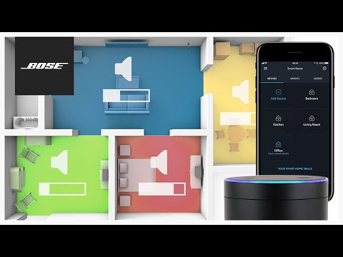 Using the Bose Skill for Amazon Alexa (video included)