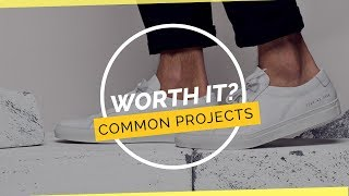 Worth It? Common Projects Achilles Low