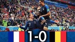 France 🇫🇷 vs 🇧🇪 Belgique  | 1-0 | 1/2 Finale | Le match vu par l'équipe de Val #5