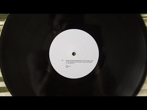 U.F.O. - The Planet Plan (Yellow Productions Mix Paris - Tokyo - San Salvador) (vinyl)