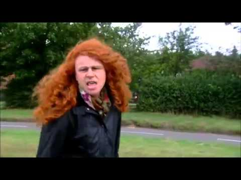 Rebekah Brooks played by Tracey Ullman