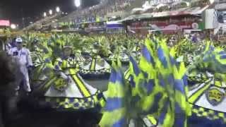 PAUL HODGE, 2014 RIO CARNIVAL WINNER: UNIDOS DA TIJUCA SAMBA SCHOOL, Ch 52, SoloAroundWorld