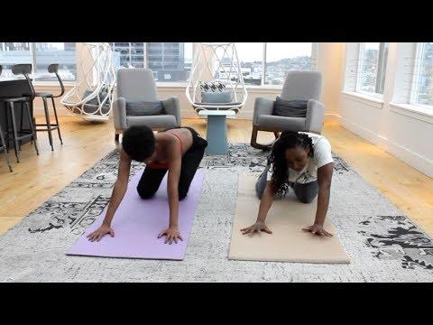 Divine Feminine Yoga thumbnail