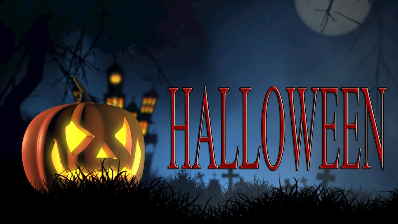Halloween Background Music No Copyright - YouTube
