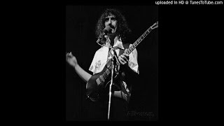 Frank Zappa  and The Mothers Of Invention South Bend, IN  1974-05-12