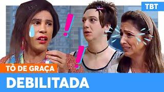 Graça descobre que está com os DIAS CONTADOS! | Tô De Graça | Humor Multishow