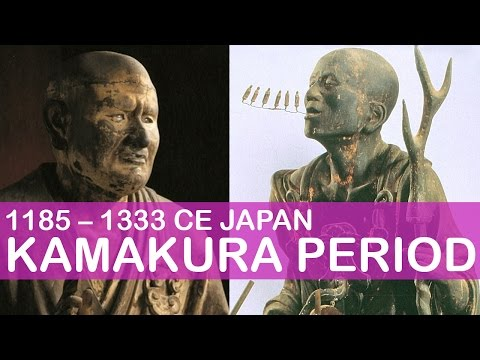 Kamakura Period | Japanese Art History | Little Art Talks
