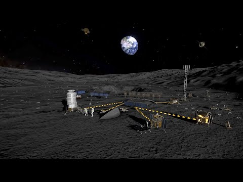 China, Russia jointly issue roadmap for intl lunar research station