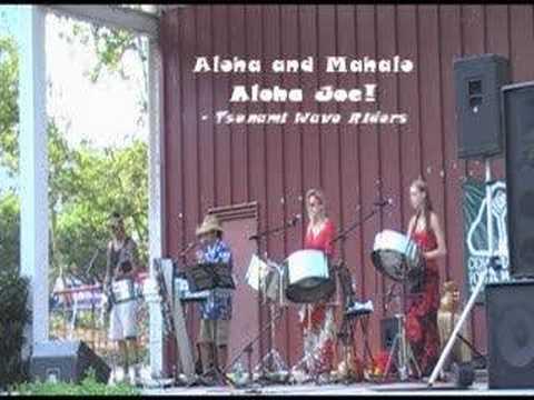 Aloha Joe from Hawaii