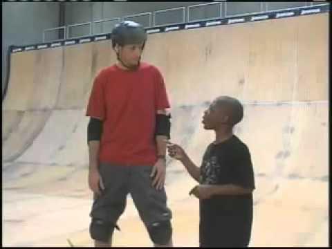 Bobb'e J. Thompson & Tony Hawk (Manage Your Skateboard Anger)