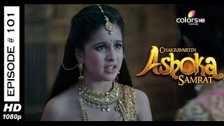 Chakravartin Ashoka Samrat - 22nd June 2015 - चक्रवतीन अशोक सम्राट - Full Episode (HD)