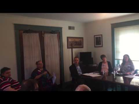 2_23_17 Meeting Indivisible 4th and Rep Perry
