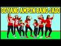 GOYANG AMPUN BANG JAGO - VERSI CEWEK - DANCE JOGET ZUMBA SENAM - LAGU D3MO BURUH OMNIBUS LAW TIK TOK