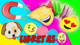 3 INCREIBLES DIY LIBRETAS MAGNETICAS + Ganadores SORTEO | Manualidades aPasos