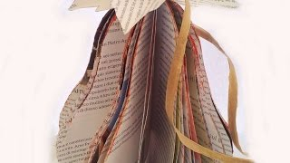 How To Make A Book Pumpkin - Diy Crafts Tutorial - Guidecentral