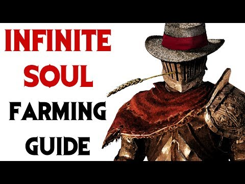 Dark Souls 2: How to Farm Infinite Souls
