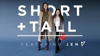 Short and Tall Lookbook  | Chriselle Lim ft. Jen Fromheadtotoe