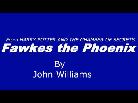Fawkes the Phoenix (Concert Band)