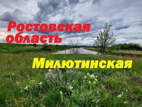 красота Ростовской области станицы Милютинская,Тацинская,Жирнов
