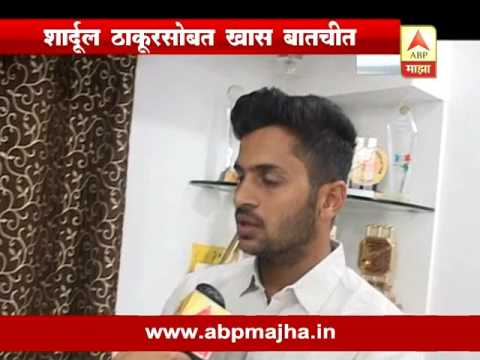 Mumbai Khel Majha Interview With Shardul Thakur Selected For India Test Team Youtube