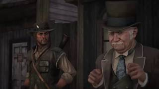 """Red Dead Redemption- """"You Shall Not Give False Testimony, Except for Profit"""""""