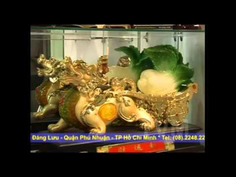 Video Clip về Hệ thống Cửa Hàng Vật Phẩm Phong Thủy phát trên các Đài Truyền Hình   Phong Thủy cho người Việt