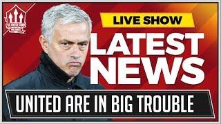 Mourinho Out of Ideas! Man Utd News Now