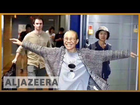 🇨🇳 🇩🇪 Liu Xia, wife of late China dissident, left for Berlin: Report | Al Jazeera English