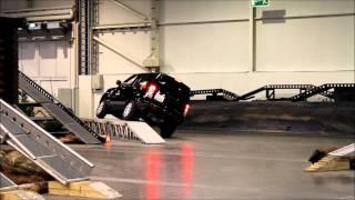 Jagd & Hund 2012 Land Rover Discovery 4 Gel?ndeparkour
