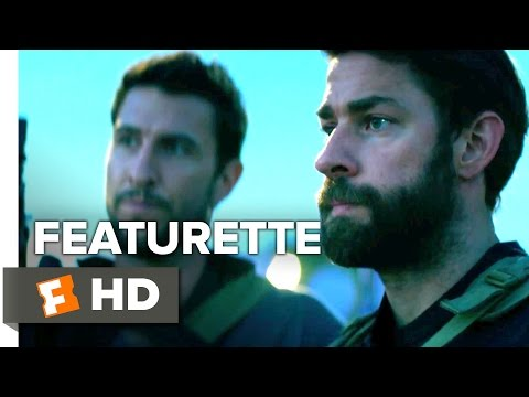 13 Hours: The Secret Soldiers of Benghazi Featurette - The Men Who Lived It (2015) - Drama HD