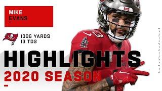 Mike Evans Full Season Highlights