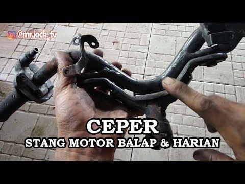 CARA CEPER STANG, PAPAS STANG MOTOR MR.JACK_TV