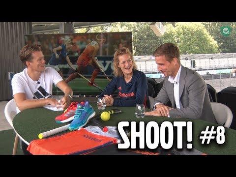 SHOOT! 8 Carlien kickt na elf finales nog altijd op de spanning