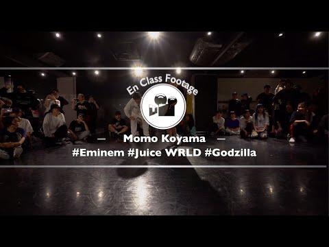 "Momo Koyama ""Godzilla / Eminem Feat. Juice WRLD""@En Dance Studio SHIBUYA"