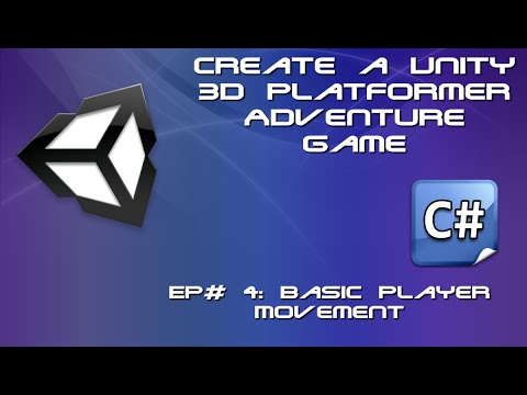 Unity 3d Platformer Adventure Game Tutorial 4 Basic
