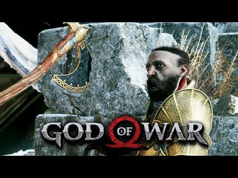 God of War Gameplay German #35 - Der tote Riese im Eis