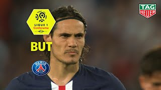 But Edinson CAVANI (24' pen) / Paris Saint-Germain - Nîmes Olympique (3-0)  (PARIS-NIMES)/ 2019-20