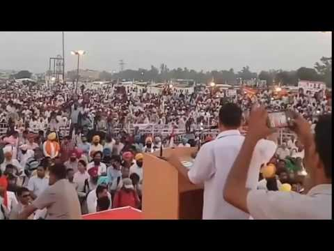 Arvind Kejriwal Speech During AAP's Youth Manifesto Punjab Launch Rally in Amritsar July 3, 2016