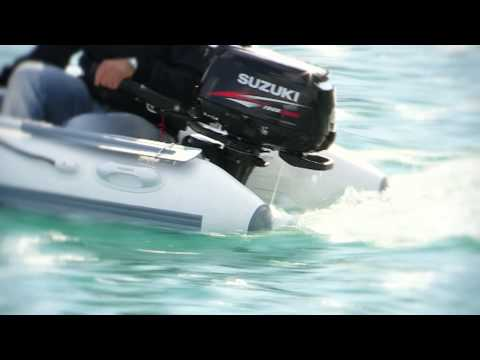 "Suzuki Marine Presenta i Tender ""Il Suzukino"""