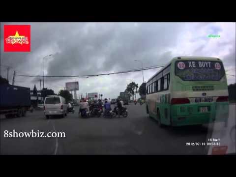 Dàn cảnh cướp xe ở Suối Tiên