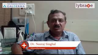 Lybrate | Dr. Neeraj Singhal speaks on IMPORTANCE OF TREATING ACNE EARLY