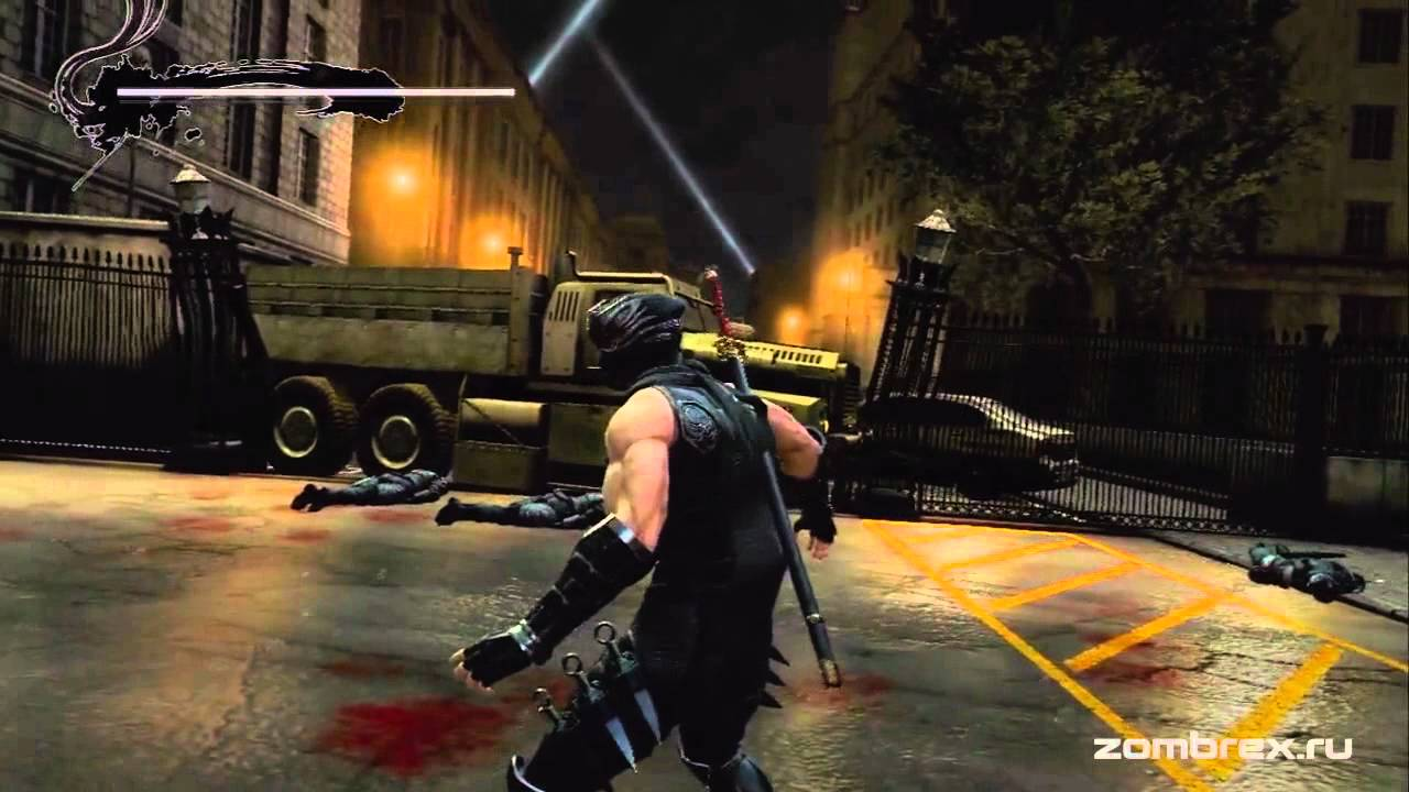 Pervye 30 Minut Ninja Gaiden 3 Gameplay Hd Xbox 360 Youtube