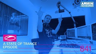 a state of trance episode 841 asot841