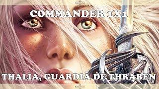 Commander 1x1 - Thalia, Guardian Of Thraben Vs Atraxa, Praetor´s Voice - Magic Online