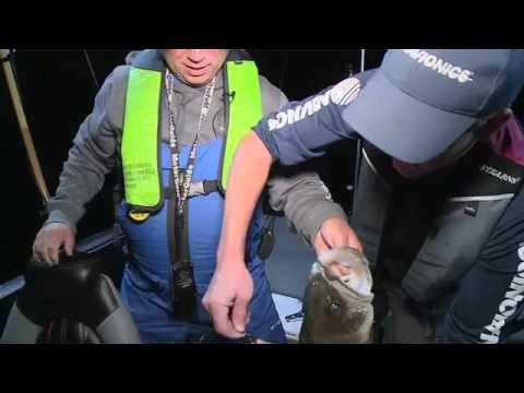 Real Fishing Show - Night Fishing For Walleye - Bob Izumi