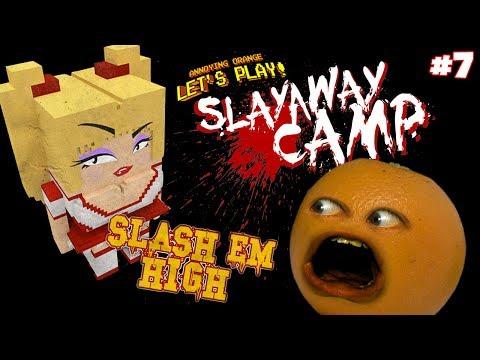 Make Annoying Orange Plays - Slayaway Camp #7: SLASH'EM HIGH! Pictures