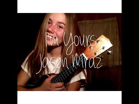 I'm Yours - Jason Mraz (ukulele cover by Ariane Jasmin)